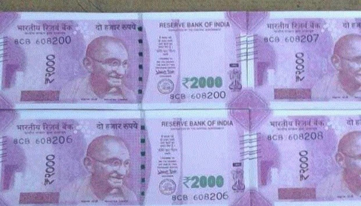 DEBT-RIDDEN BUSINESSMAN BUSTED BY GUJARAT POLICE FOR PRINTING FAKE CURRENCY