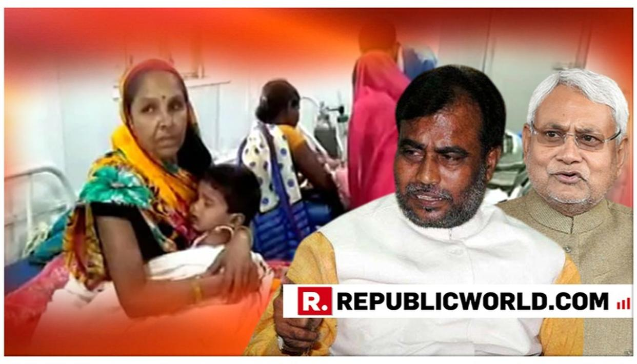 'NOBODY KNOWS THE CAUSE,' CLAIMS BIHAR MINISTER AS CHILDREN'S DEATH TOLL CROSSES 100, SAYS 'WE HAVE TRIED TO RAISE AWARENESS'