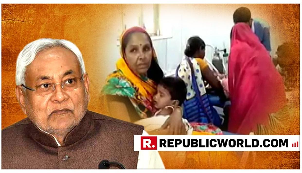 OVER 100 KIDS DEAD IN BIHAR'S MUZAFFARPUR, CM NITISH KUMAR MISSING: HERE'S WHERE HE HAS BEEN AS MEDICAL APATHY RUNS AMOK UNDER HIS WATCH