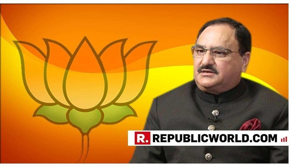 HERE'S ALL YOU NEED TO KNOW ABOUT JP NADDA, THE BJP'S NEW WORKING PRESIDENT