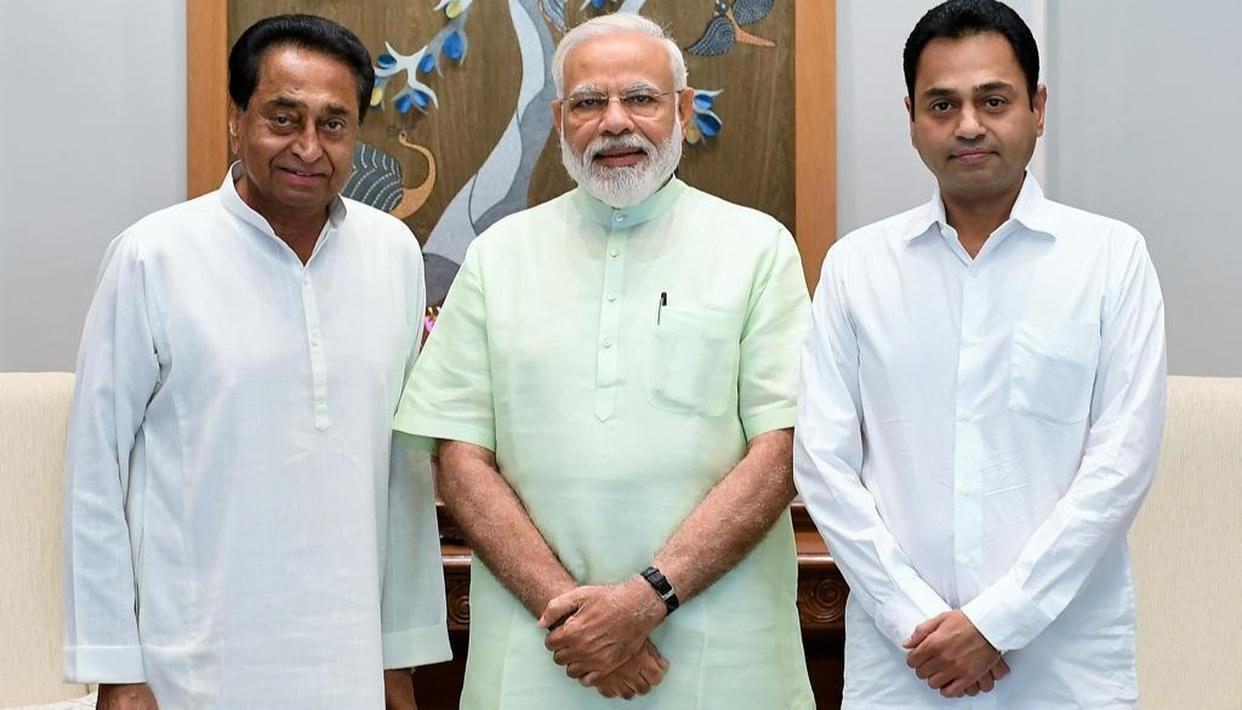 KAMAL NATH SEEKS OVER RS. 800 CRORE FROM CENTRE TO KEEP A CHECK ON CRIME AGAINST WOMEN AND CHILDREN