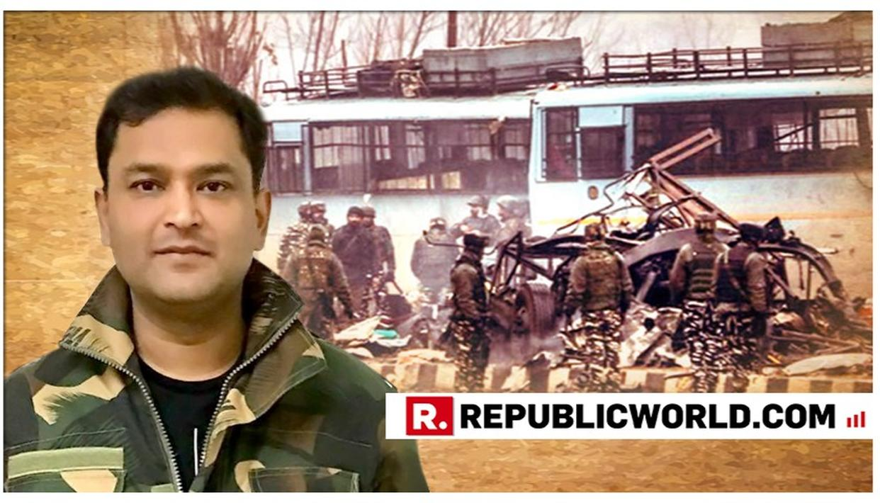 """WATCH: """"INDIAN ARMY WILL NOT STOP UNTIL THE MENACE IS WIPED OUT FROM THE VALLEY,"""" SAYS MAJOR GAURAV ARYA AS FORCES GUN DOWN KEY TERROR CONSPIRATOR WHOSE VEHICLE WAS USED IN THE FEB 14 PULWAMA ATTACK"""