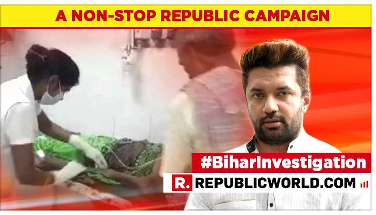 """MUST ENSURE SUCH CASES DON'T TAKE PLACE AT LEAST IN NDA RULED STATES,"" SAYS CHIRAG PASWAN ON THE OVER 125 ENCEPHALITIS DEATHS IN BIHAR, URGES AGAINST INSENSITIVE REMARKS ON THE TRAGEDY"