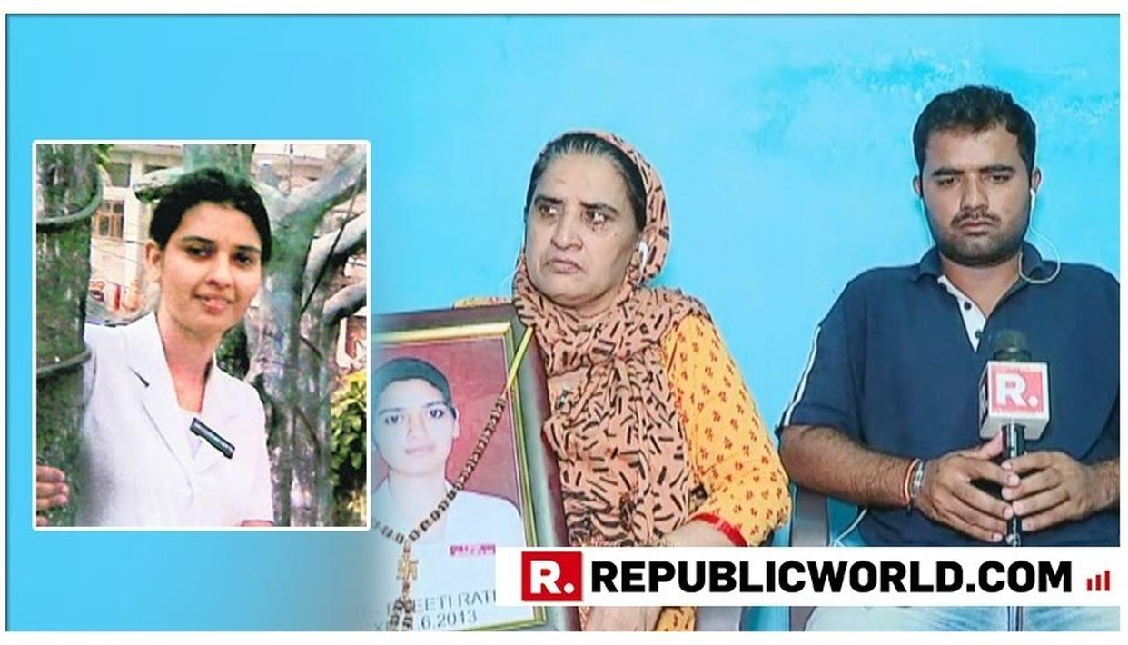 "JUSTICE FOR PREETI RATHI | ""HE'LL COME OUT, TOMORROW HE'LL ATTACK ME,"" SAYS PREETI RATHI'S MOTHER ROSHNI DEVI ABOUT THE COMMUTING OF KILLER ANKUR PANWAR'S SENTENCE TO LIFE IMPRISONMENT"