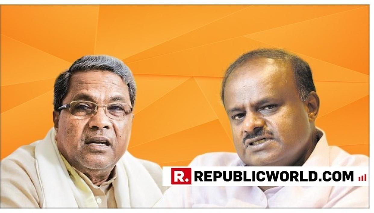 "'THERE IS ABSOLUTELY NO THREAT TO THE KARNATAKA COALITION GOVERNMENT"" SAYS SENIOR CONGRESS LEADER SIDDARAMAIAH​​​​​​​ WHILE CONTRADICTING CM KUMARASWAMY'S CLAIMS"