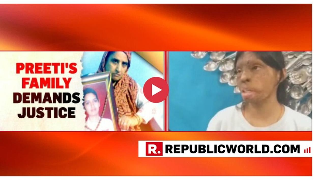 ACID-ATTACK SURVIVORS JOIN CAMPAIGN SEEKING JUSTICE FOR PREETI RATHI AFTER BOMBAY HC'S VERDICT
