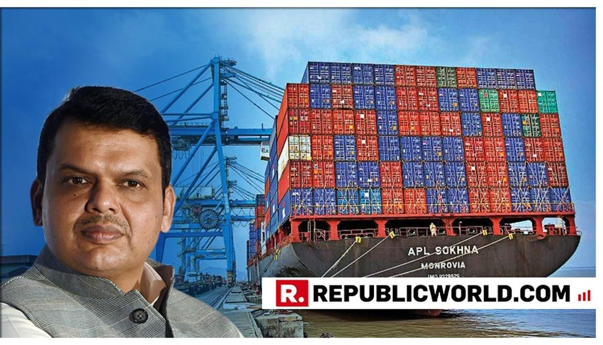 """20 PORTS IN RAIGAD DUBBED AS """"SENSITIVE"""" FROM SECURITY POINT OF VIEW BY INDIAN NAVY: DEVENDRA FADNAVIS"""