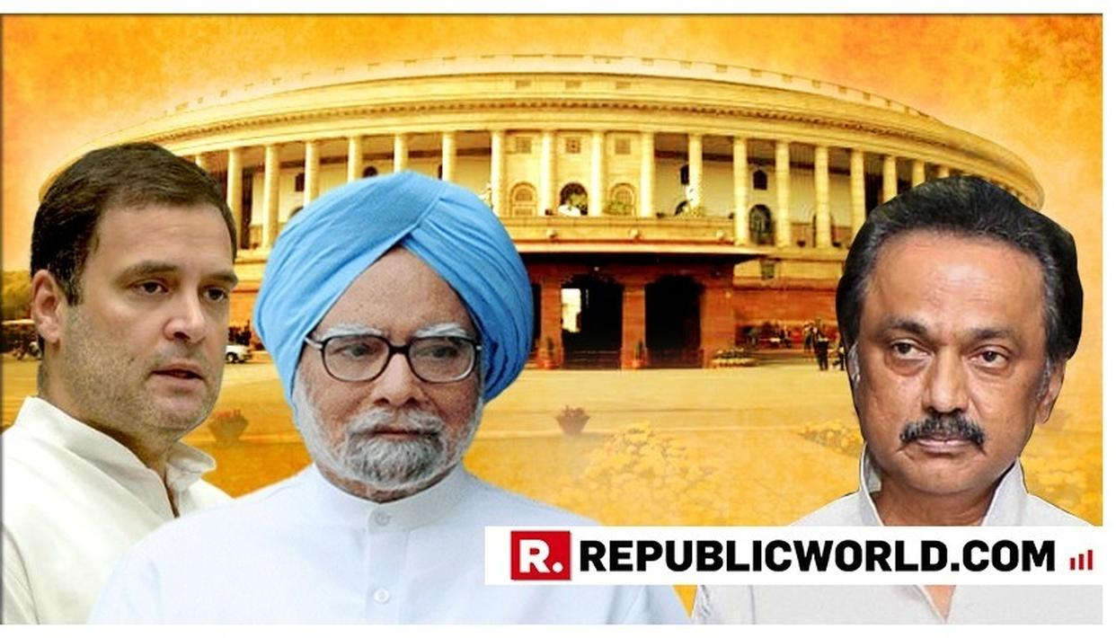 CONGRESS APPROACHES ALLY DMK FOR FORMER PM MANMOHAN SINGH'S RAJYA SABHA SEAT; DMK CONSIDERS REQUEST: SOURCES
