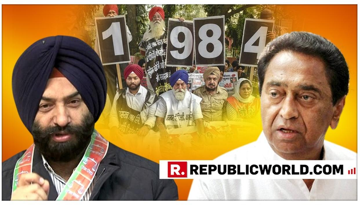 AKALI DAL WRITES TO SIT ON 1984 ANTI-SIKH RIOTS, DEMANDS PROBE AGAINST M.P CM KAMAL NATH. READ LETTER HERE