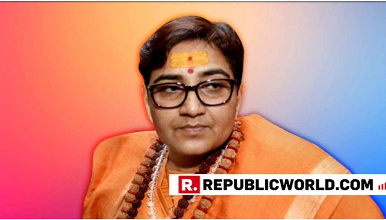 SPECIAL NIA COURT REJECTS PRAGYA THAKUR'S PLEA TO GET PERMANENT EXEMPTION FROM ATTENDING COURT