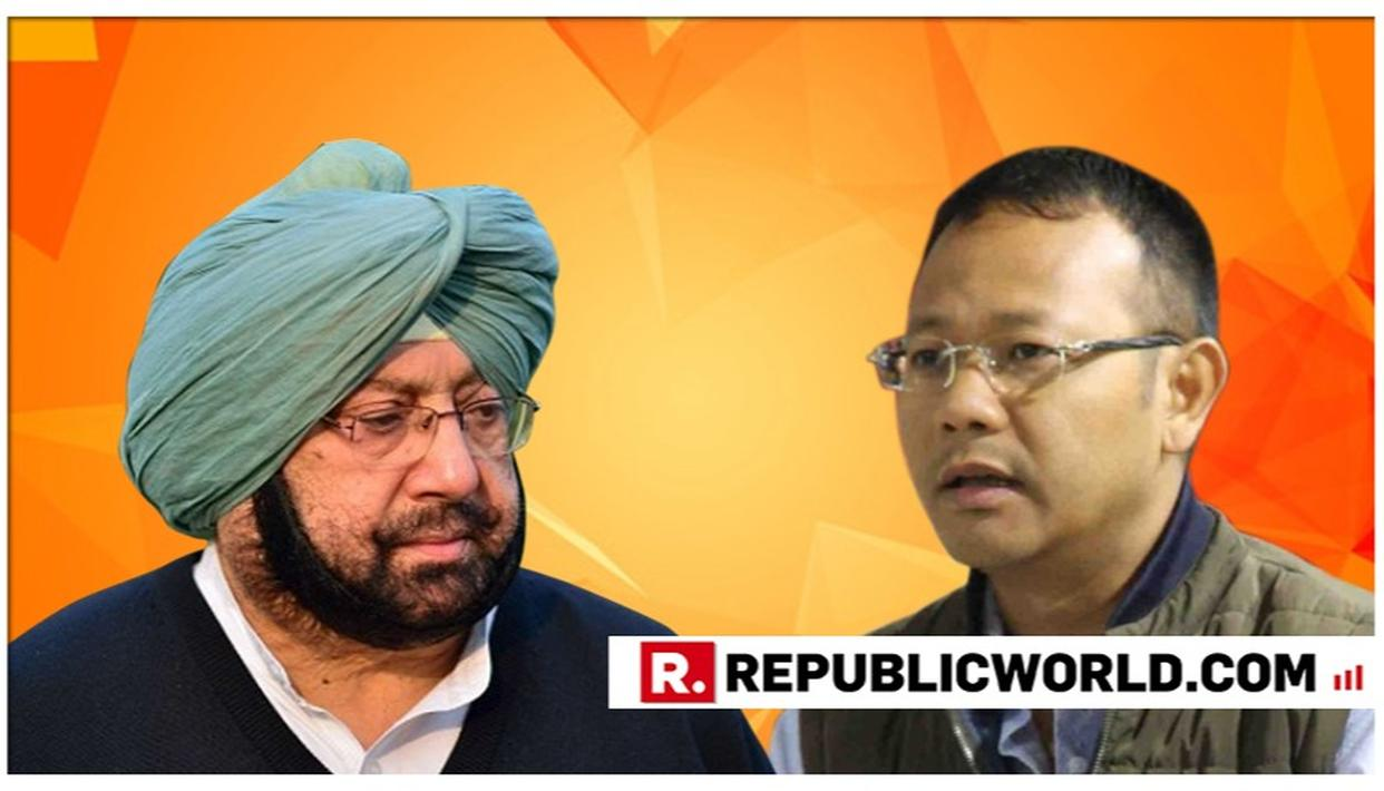 DUTY-BOUND TO PROTECT PEOPLE OF ALL COMMUNITIES: MEGHALAYA GOVT TO DELEGATION FROM PUNJAB