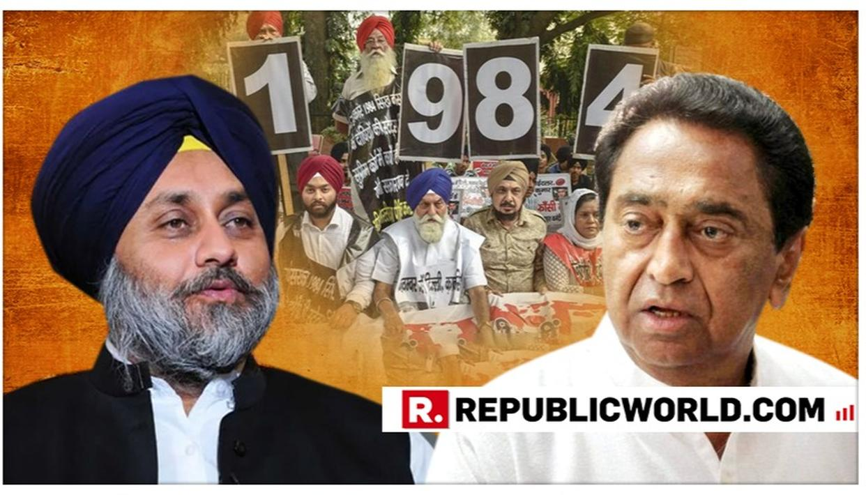 """""""KAMAL NATH'S ARREST SET TO BECOME REALITY SOON,"""" SAYS SUKHBIR SINGH BADAL FOLLOWING A MEETING WITH SIT CHAIRMAN ON 1984 SIKHS RIOT CASE"""
