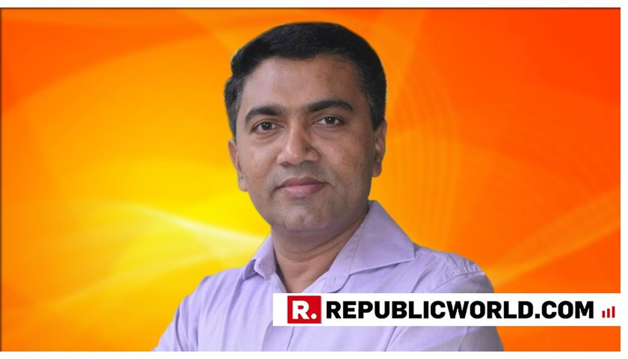 GOA CM PRAMOD SAWANT SAYS 'BRIBES ARE BEING TAKEN IN HIS NAME FOR GOVERNMENT JOBS'
