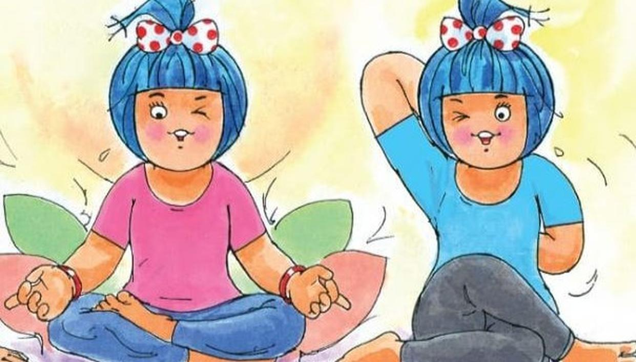 INTERNATIONAL YOGA DAY: AMUL'S BRILLIANT TOPICAL WITH ASANAS SHOWS HOW PRACTICE MAKES 'HAR MUSHKIL ASAN'