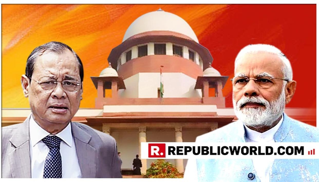 CHIEF JUSTICE RANJAN GOGOI WRITES TO PM MODI, SEEKS INCREASE IN NUMBER OF SUPREME COURT JUDGES