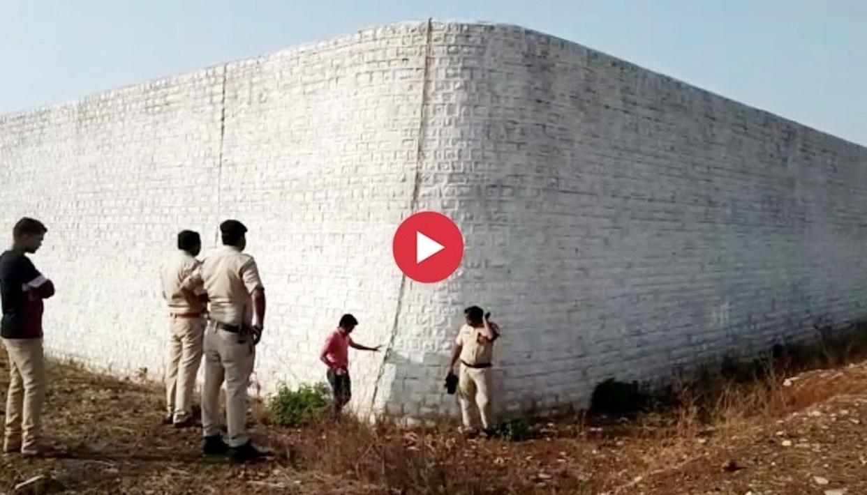 WATCH | JAILBREAK IN MADHYA PRADESH: FOUR PRISONERS ESCAPE FROM A HIGH-SECURITY JAIL