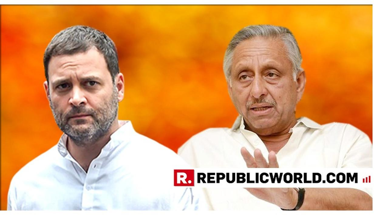 """""""CAN SURVIVE WITH NON-NEHRU-GANDHI HEAD OF THE PARTY, PROVIDED THAT THE FAMILY REMAINS ACTIVE', SAYS CONGRESS LEADER MANI SHANKAR AIYAR AMID RAHUL GANDHI'S RESIGNATION ROW"""