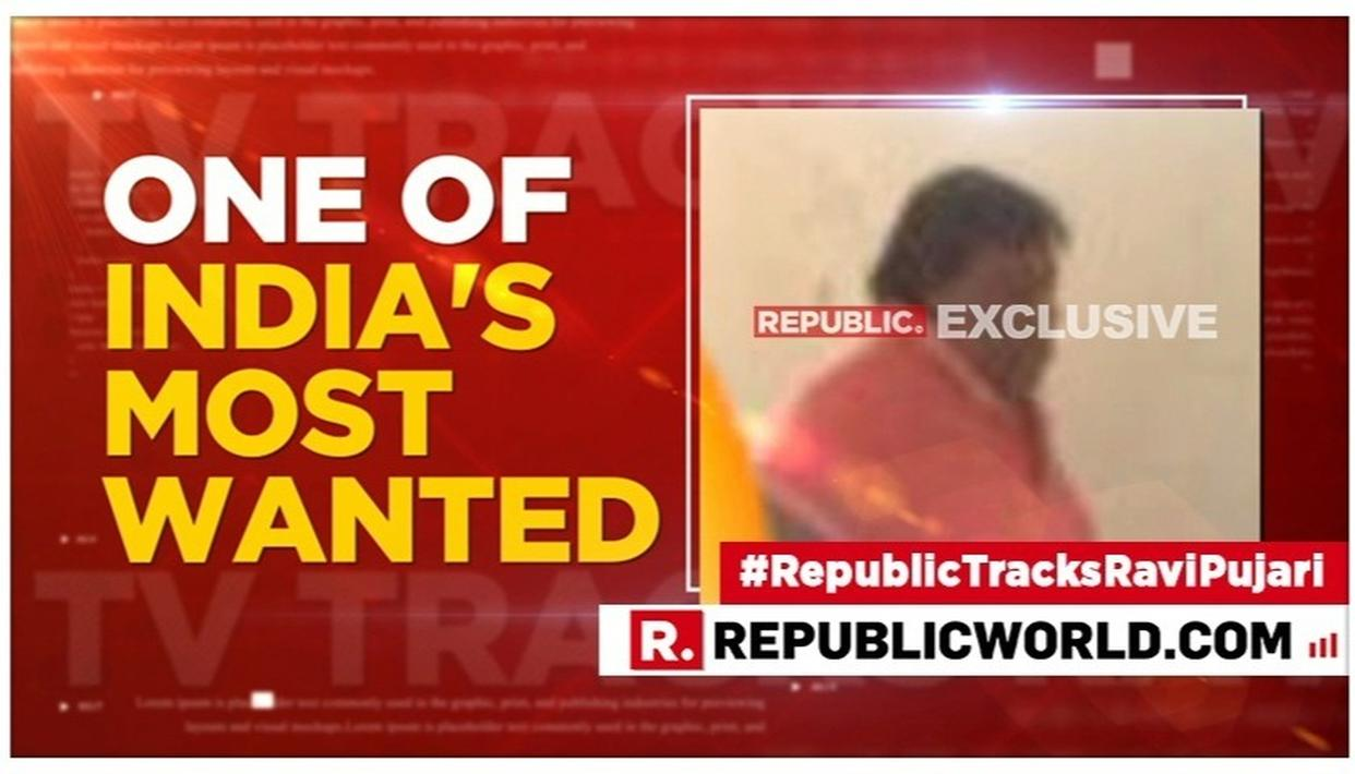 SENSATIONAL: REPUBLIC TRACKS DOWN MOST-WANTED DON & EVADER OF LAW RAVI PUJARI WHO FLED IN THE 1990S, ACCESSES PICTURES, FAKE PASSPORT COPIES AND UNCOVERS GLOBE TROTTING DETAILS