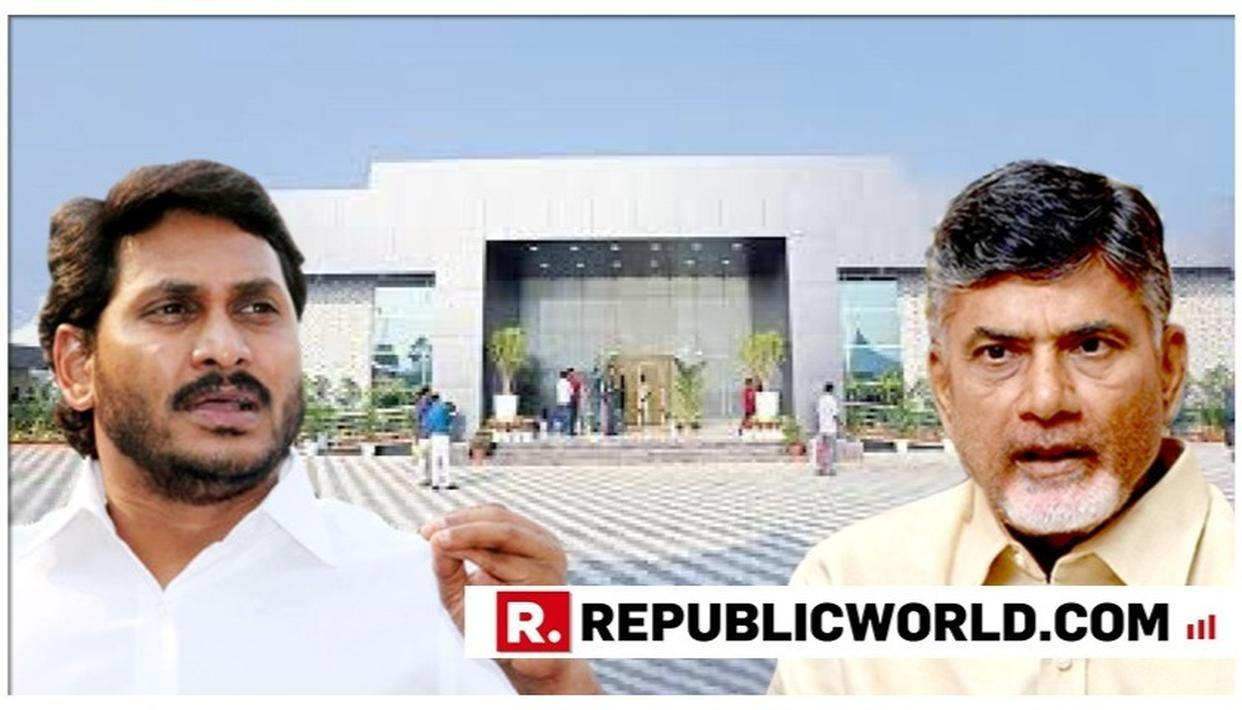ANDHRA PRADESH CM JAGAN MOHAN REDDY ORDERS DEMOLITION OF 'PRAJA VEDIKA' BUILT BY HIS PREDECESSOR CHANDRABABU NAIDU