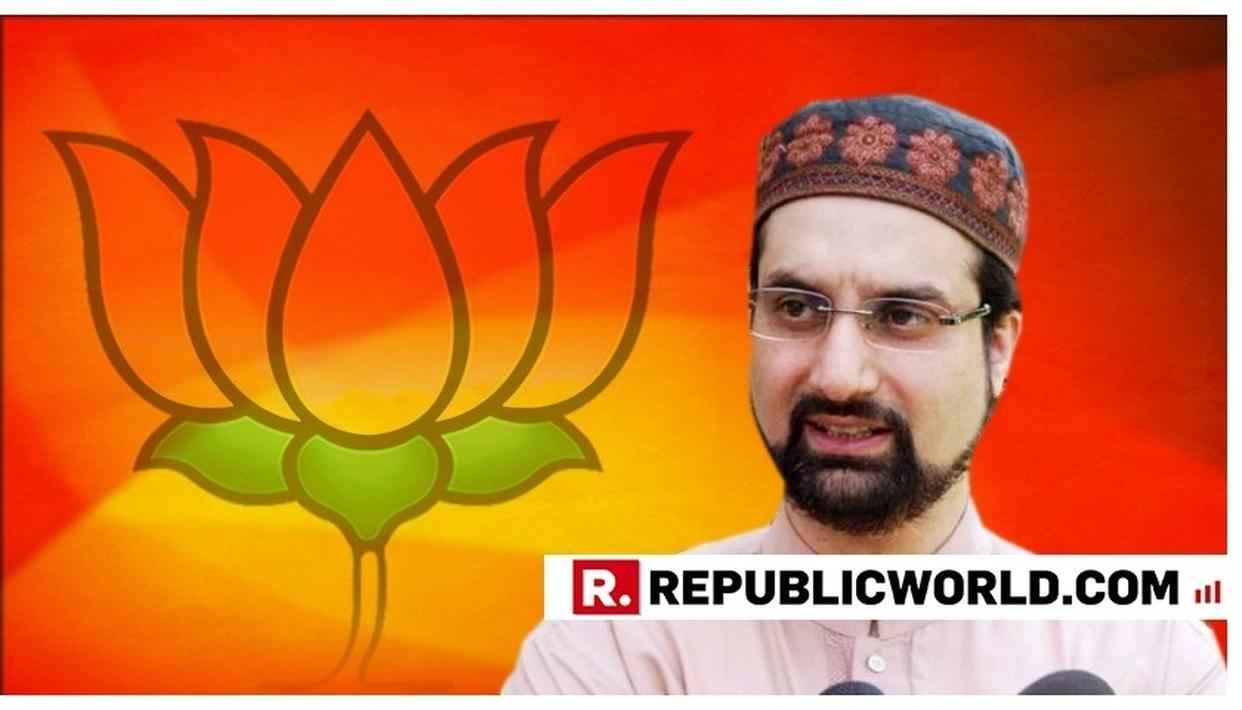 J&K BJP OPPOSES TALKS WITH HURRIYAT