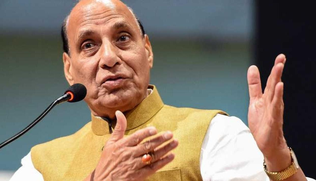HAL HAS CONCRETE ORDERS TO BUILD SU30, LCA, TEJAS AND CHETAK HELICOPTERS: RAJNATH