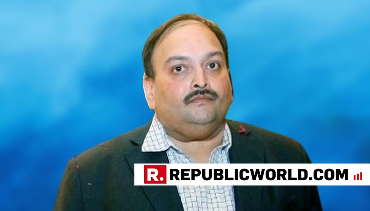 """INDIA IN CONSTANT TOUCH WITH ANTIGUA AND WILL ACT ONCE CONFIRMATION OF MEHUL CHOKSI'S CITIZENSHIP REVOCATION IS MADE"" SAYS MEA SOURCES"