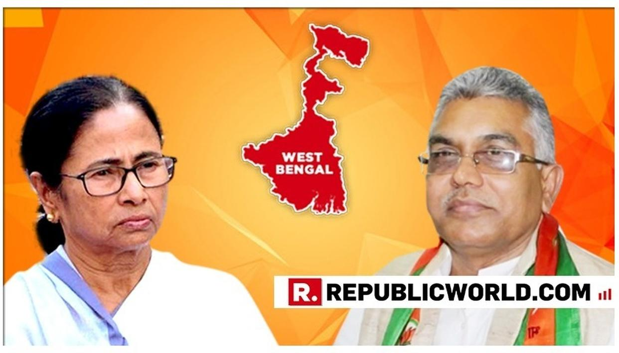 """WATCH: WEST BENGAL BJP MAKES A STUNNING CHARGE AGAINST CM MAMATA BANERJEE, ALLEGES """"CONSPIRACY TO MAKE BENGAL TO WEST BANGLADESH"""""""
