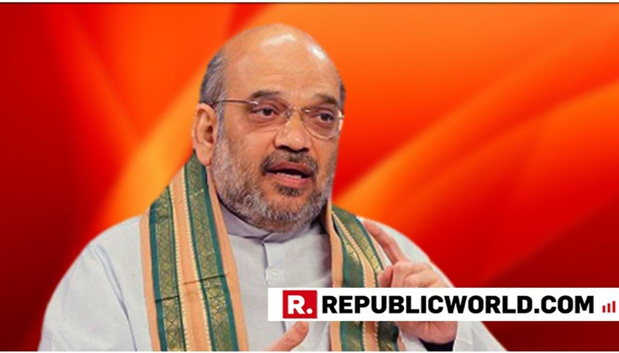 HOME MINISTER AMIT SHAH'S FIRST VISIT TO JAMMU AND KASHMIR: AMARNATH SECURITY REVIEW ON THE AGENDA