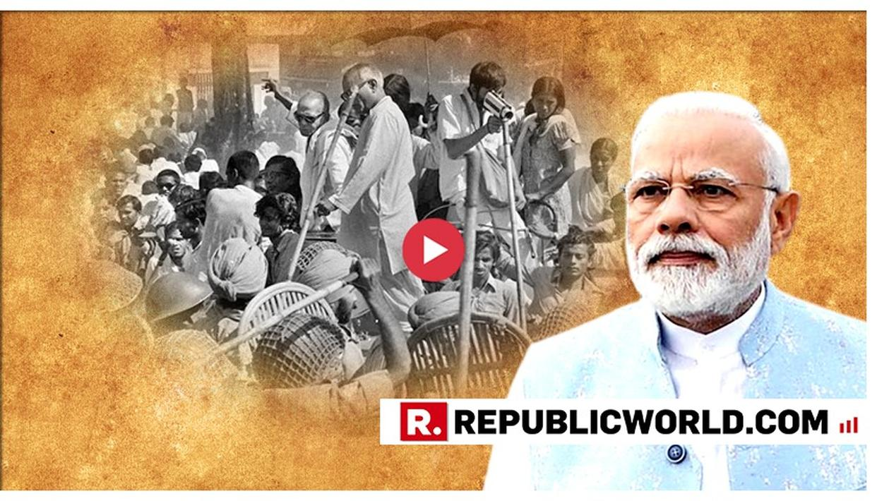 "WATCH: ""PEOPLE RESTORED DEMOCRACY THROUGH THE POWER OF THEIR VOTE,"" SAYS PM MODI REMINDING CONGRESS OF EMERGENCY IN HIS ADDRESS ON PRESIDENT'S MOTION OF THANKS"