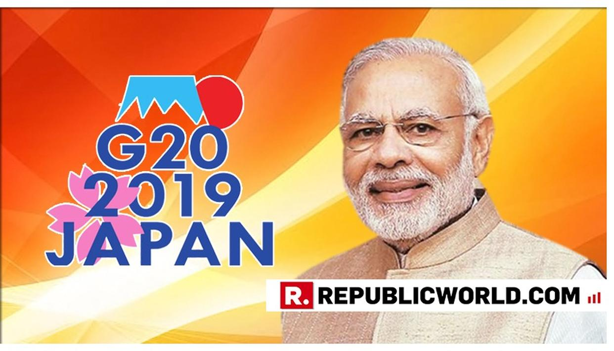 PM NARENDRA MODI TO HOLD BILATERALS WITH DONALD TRUMP, EMMANUEL MACRON ON THE SIDELINES OF G20 IN JAPAN. HERE'S WHAT IS ON THE AGENDA