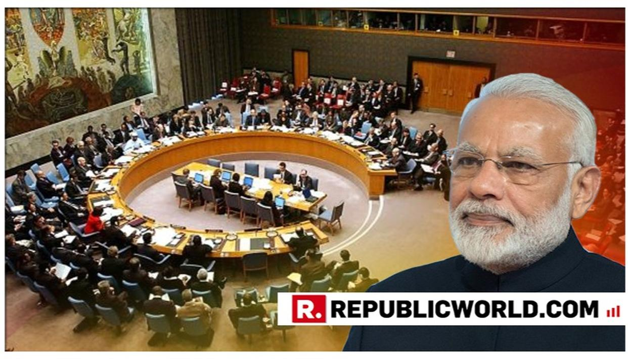 BIG DIPLOMATIC WIN: 55 ASIA-PACIFIC COUNTRIES UNANIMOUSLY BACKS INDIA FOR NON-PERMANENT SEAT OF UN SECURITY COUNCIL FOR TWO-YEAR TERM