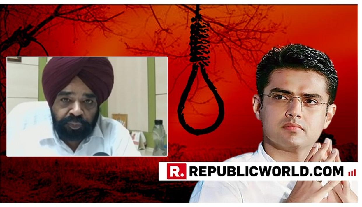 WATCH: 'THE FARMER HAD TAKEN LOAN 2016,' SAYS RAJASTHAN'S SRI GANGANAGAR DISTRICT MANAGER EXPOSING DEPUTY CM SACHIN PILOT'S 'FARMER WHO COMMITTED SUICIDE WAS NOT IN DEBT' LIE