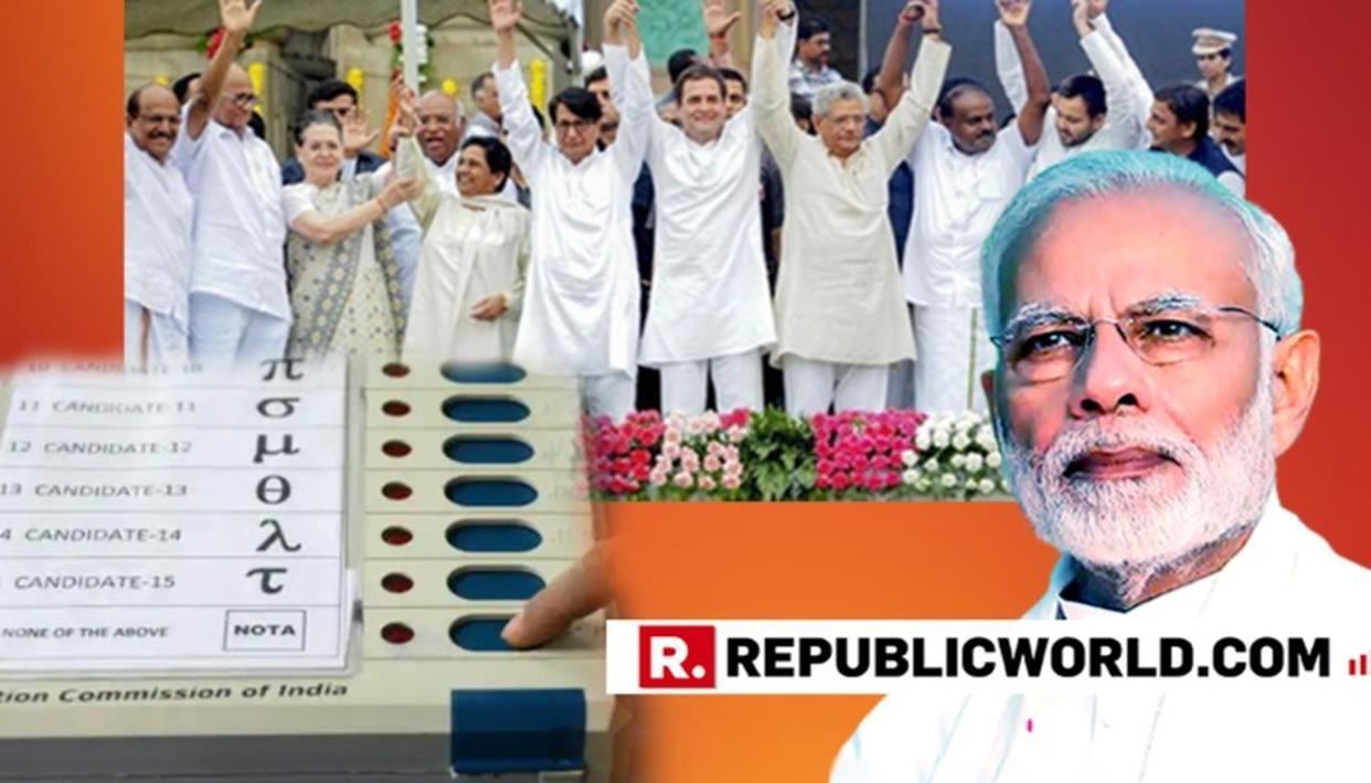 "WATCH: PM MODI SLAMS OPPOSITION'S STANCE ON EVMS IN HIS MOTION OF THANKS ADDRESS IN RAJYA SABHA, SAYS ""THOSE WHO ARE NOT READY TO ACCEPT DEFEAT BLAME EVMS"""