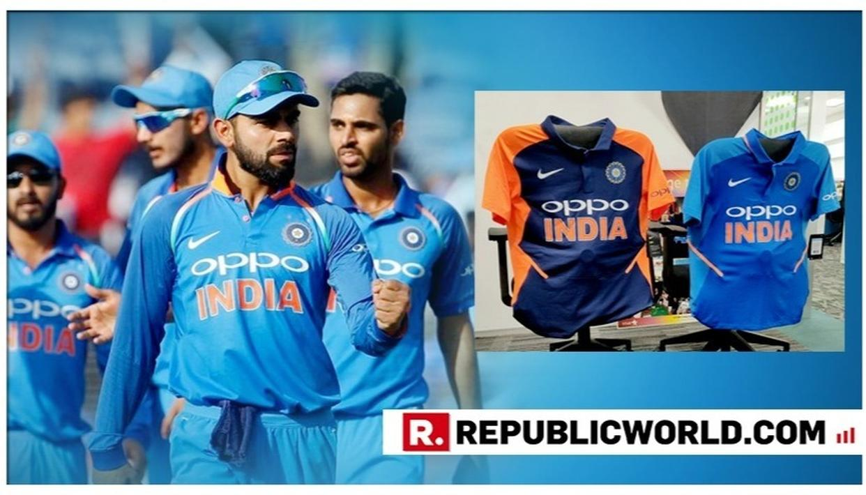 CONGRESS, SP OPPOSE TEAM INDIA'S ORANGE JERSEY, PAINTS IT WITH A COMMUNAL COLOUR SAYING 'MODI GOVERNMENT IS TRYING TO SAFFRONISE THE COUNTRY'