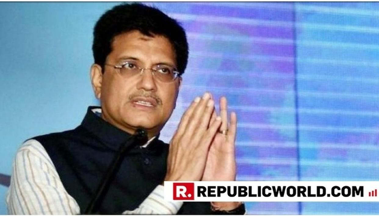 INDIAN DEFENCE INDUSTRY ACQUIRED FDI OF USD 2.18 MILLION: COMMERCE AND INDUSTRY MINISTER PIYUSH GOYAL ANNOUNCES