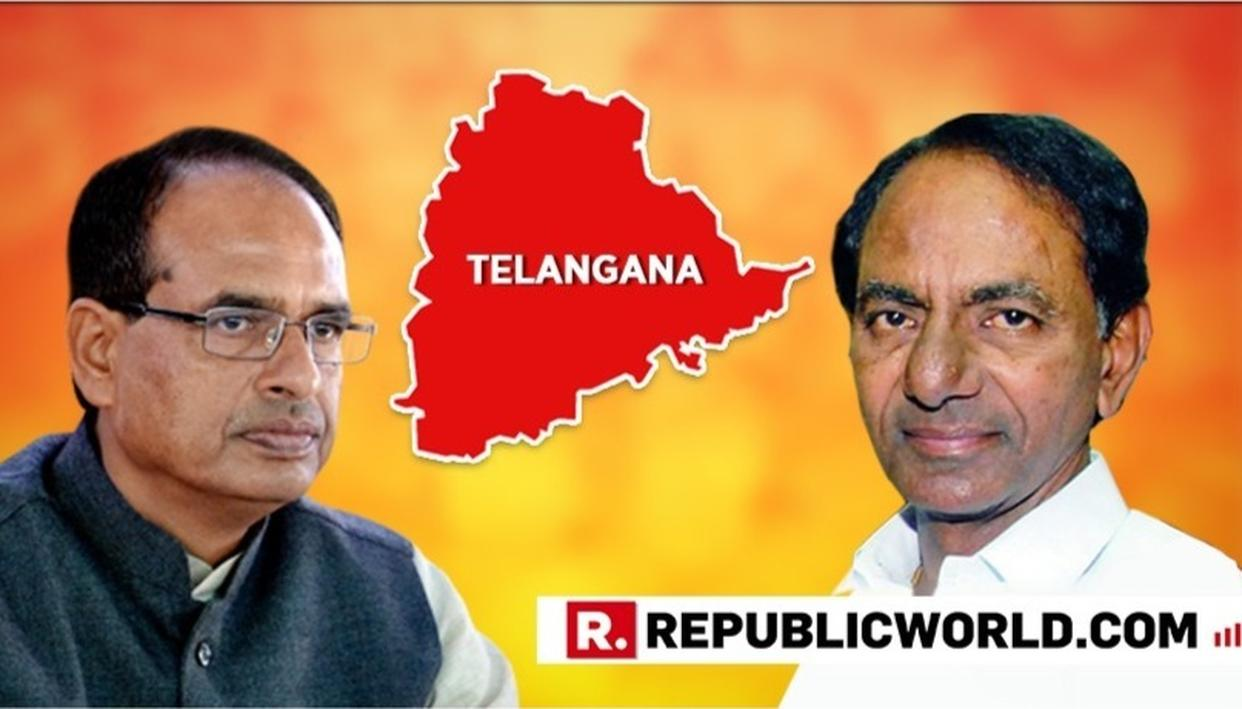 BJP IS LOOKING FORWARD TO FORM GOVERNMENT IN TELANGANA IN 2023 ASSEMBLY POLLS: SHIVRAJ SINGH CHOUHAN