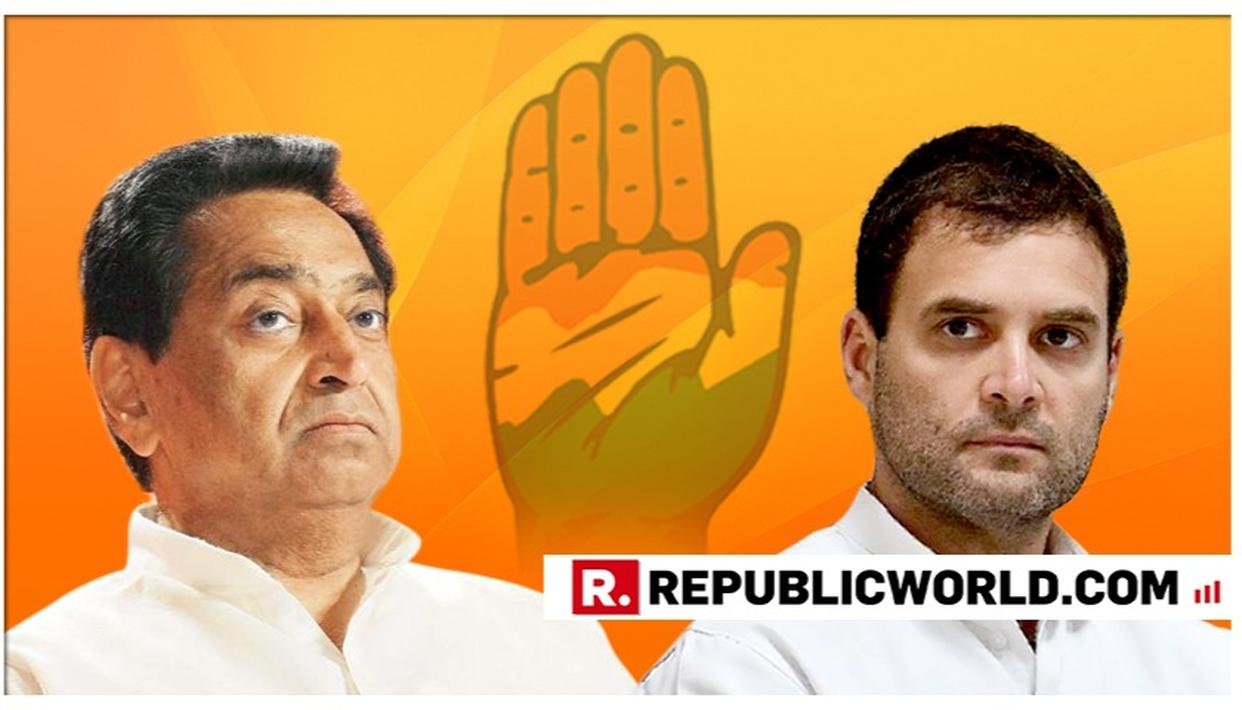 WATCH: FORCED TO TAKE ONUS FOR LOK SABHA DRUBBING OF CONGRESS AFTER RAHUL GANDHI'S COMPLAINTS, KAMAL NATH SAYS, I AM RESPONSIBLE'