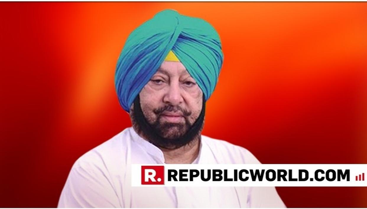 PUNJAB CM DEMANDS CENTRE TO CLEAR PENDING DUES OF RS 31,000 CRORE