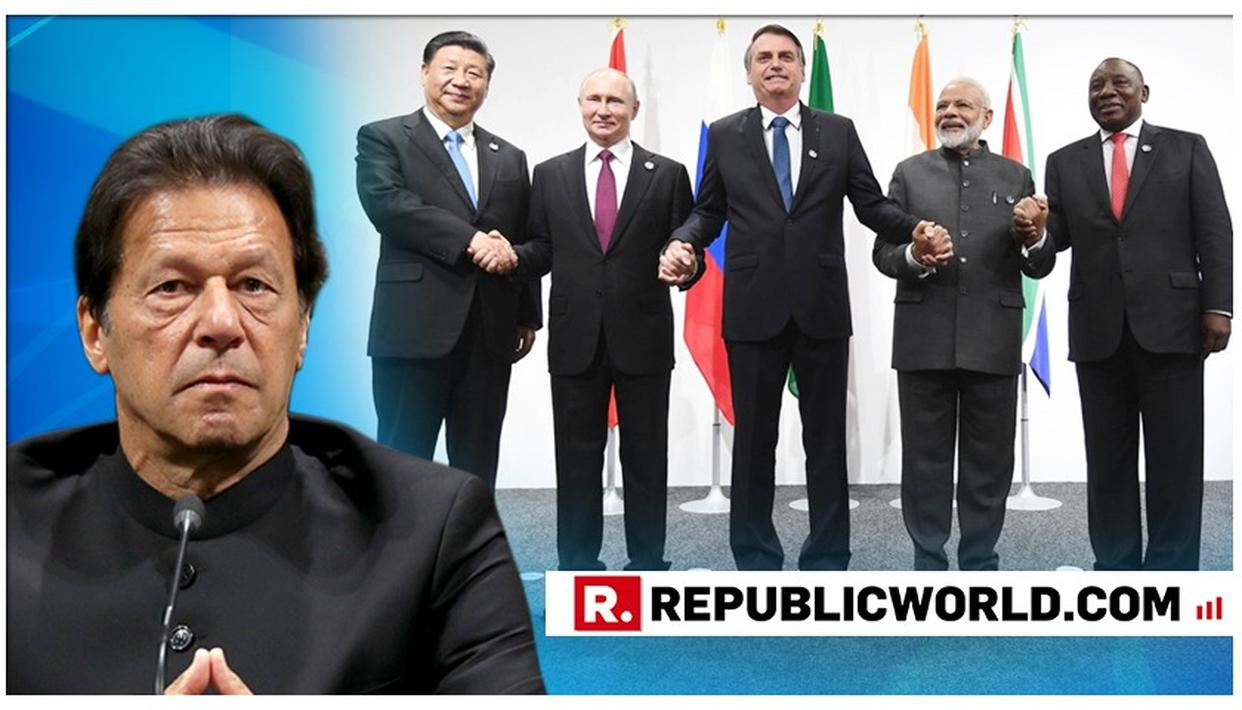 BRICS JOINT-STATEMENT REFLECTS PM MODI'S STANCE ON TERRORISM, ISSUES VEILED BUT STERN TAKEDOWN OF PAKISTAN OVER TERROR FUNDING