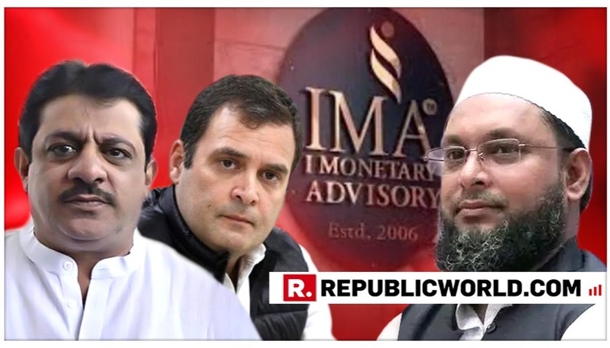 EXPOSED: LINKS BETWEEN CONGRESS AND IMA PONZI SCHEME NEXUS WHICH LEFT THOUSANDS OF INVESTORS IN THE LURCH