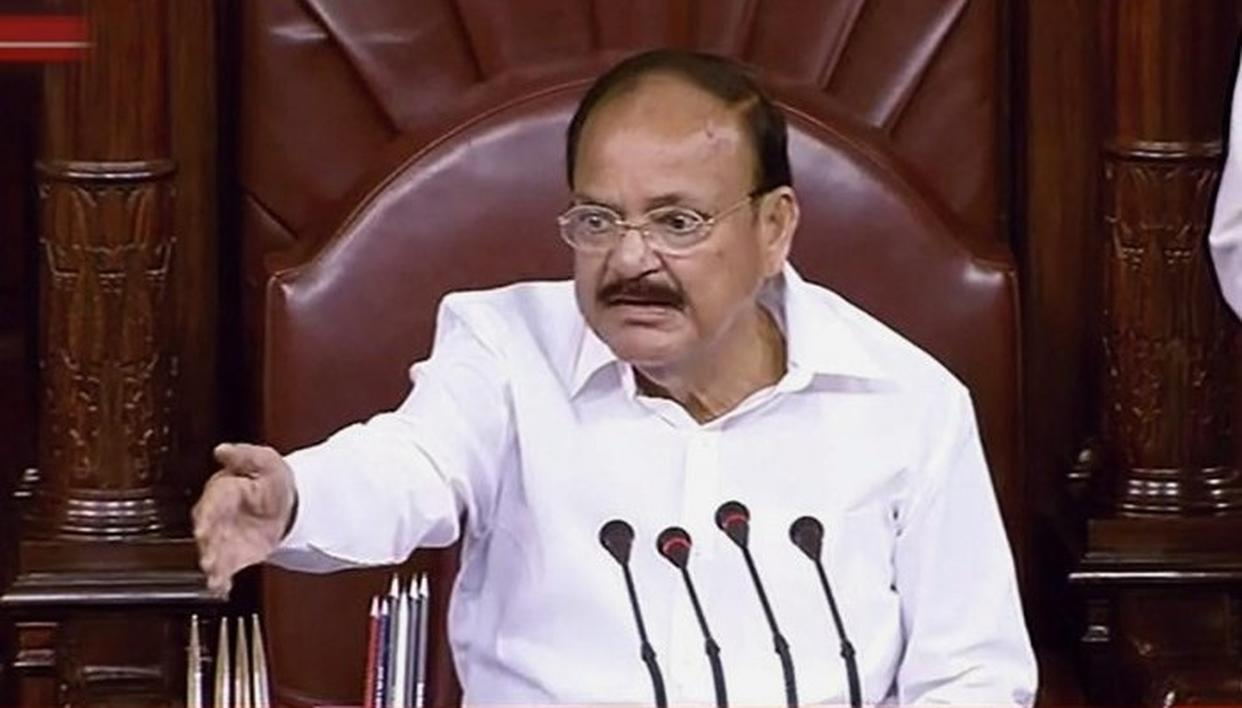 GOVT, OPPOSITION SHOULD HOLD REGULAR INTERACTIONS: NAIDU