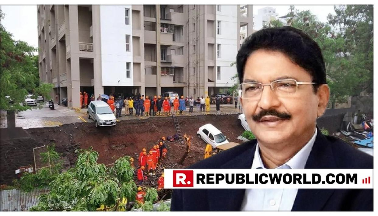 PUNE WALL COLLAPSE: MAHARASHTRA GOVERNOR C. VIDYASAGAR RAO EXTENDS CONDOLENCES TO THE FAMILIES OF DECEASED