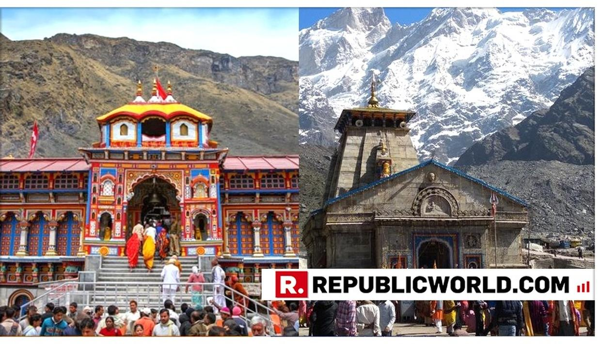 RUMOURS OF SHIFT IN POSITIONS OF KEDARNATH, BADRINATH TEMPLES FALSE: SCIENTIST
