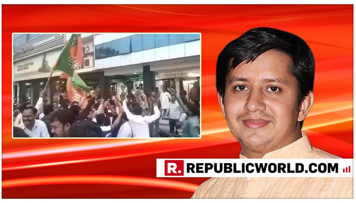 BRAZEN: 'MY FIRST EXPERIENCE IN JAIL WAS GOOD,' SAYS KAILASH VIJAYVARGIYA'S SON AKASH SHOWING NO REMORSE AFTER HIS RELEASE FROM JAIL FOR THRASHING CIVIC AUTHORITIES WITH A BAT