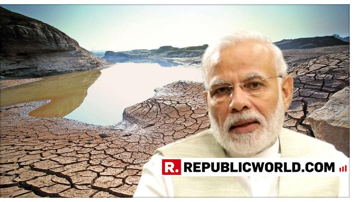 'JAL SHAKTI': PM MODI URGES PEOPLE TO MAKE WATER CONSERVATION A 'JAN ANDOLAN', MAKES 3 REQUEST TO SOLVE WATER CRISIS IN THE COUNTRY, IN FIRST EPISODE OF MANN KI BAAT 2.0