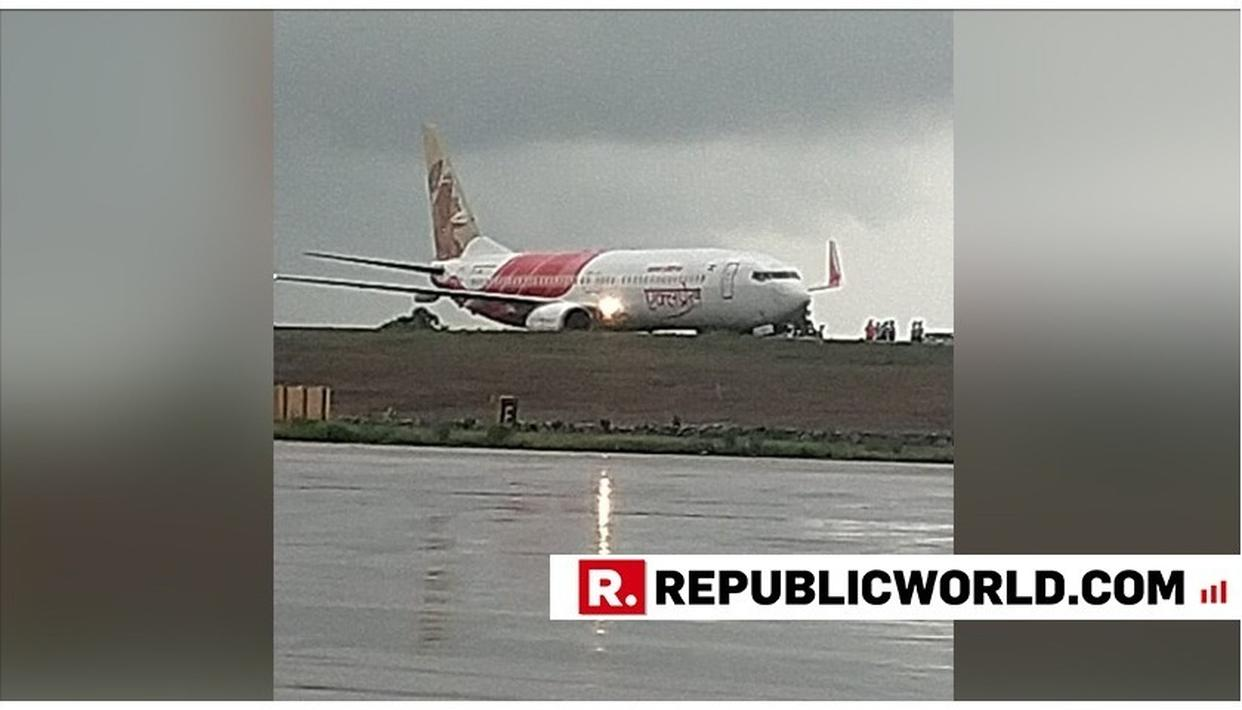 CLOSE SHAVE AT MANGALORE AIRPORT AS AIR INDIA FLIGHT OVERSHOOTS RUNWAY