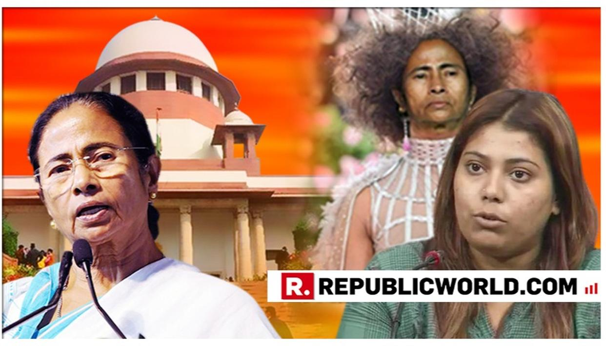 SUPREME COURT ISSUES NOTICE TO MAMATA BANERJEE'S GOVT OVER DELAY IN RELEASE OF BJYM LEADER PRIYANKA SHARMA FOLLOWING HER ARREST OVER A MEME