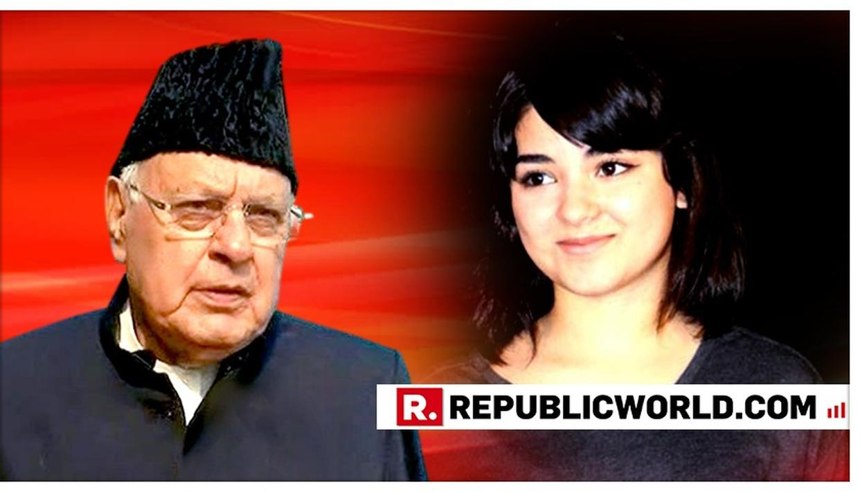 """ZAIRA WASIM QUITS BOLLYWOOD 