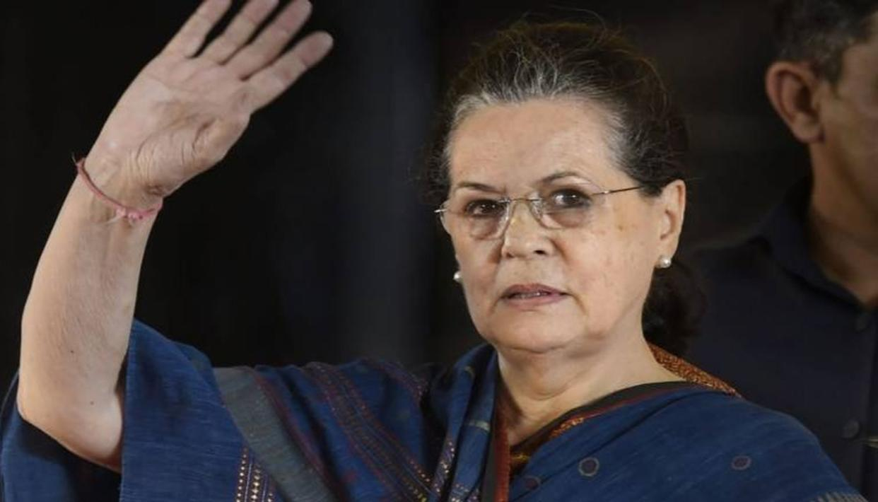 SONIA GANDHI LASHES OUT IN PARLIAMENT, ACCUSES GOVERNMENT OF 'SURREPTITIOUSLY' TRYING TO PRIVATISE RAE BARELI COACH FACTORY