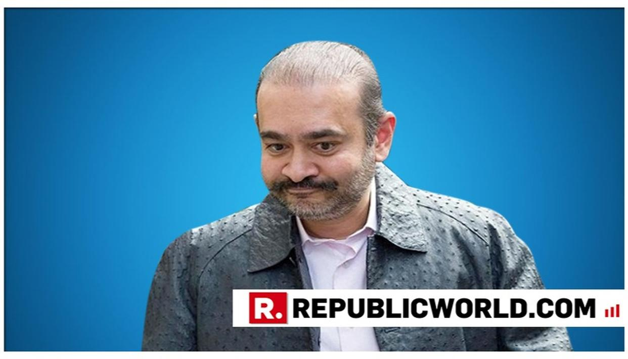 BIG: SINGAPORE FREEZES BANK ACCOUNTS CONTAINING MILLIONS HELD BY NIRAV MODI'S SISTER ON ED'S REQUEST